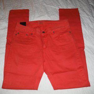 INSIGHT skinny canevas jeans